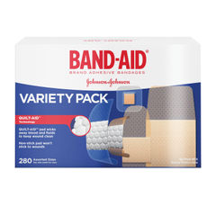 BAND-AID® Sheer/Wet Flex Adhesive Bandages Thumbnail