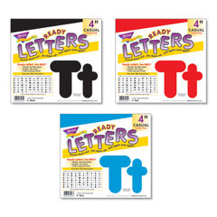 TREND® Ready Letters® Casual Combo Set Thumbnail