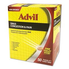Advil® Sinus Congestion & Pain Thumbnail