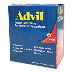 Advil® Ibuprofen Tablets Thumbnail