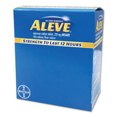 Aleve® Pain Reliever Tablets Thumbnail