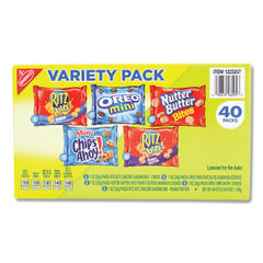 Nabisco® Mini Snack Packs Thumbnail