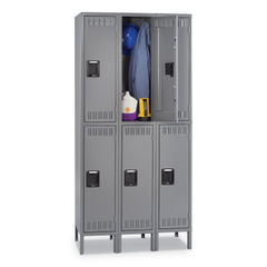 Tennsco Double Tier Locker Thumbnail