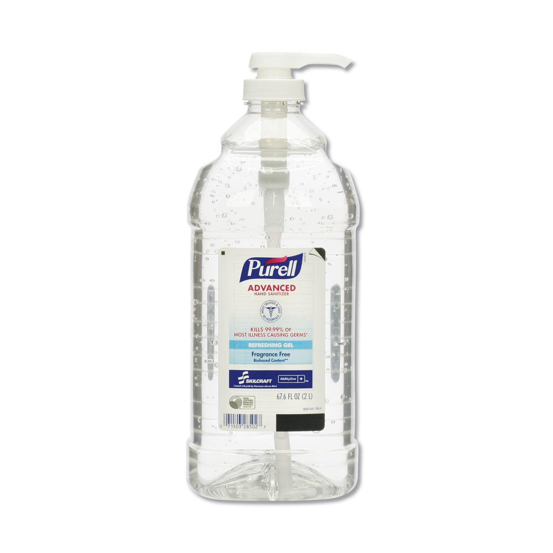 Purell Hand Sanitizer By Abilityone Nsn5793825 Ontimesupplies Com