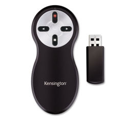 Kensington® Wireless Presenter with Red Laser Pointer Thumbnail