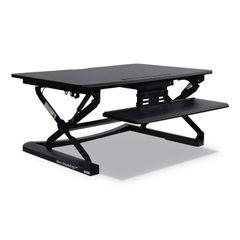 Alera® AdaptivErgo® Sit Stand Lifting Workstation Thumbnail
