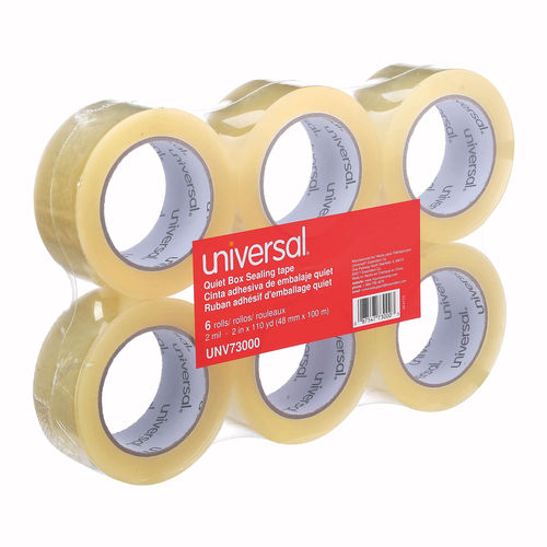 Quiet Tape Box Sealing Tape, 1 88