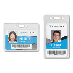 Advantus Proximity ID Badge Holders Thumbnail