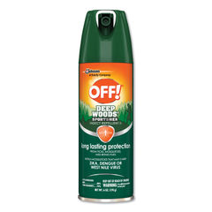 OFF!® Deep Woods® Sportsmen Insect Repellent Thumbnail