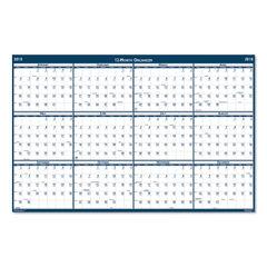 AbilityOne® SKILCRAFT® Two-Sided Dry Erase Wall Calendar Thumbnail