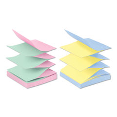 Post-it® Pop-up Notes Original Pop-up Refill in Alternating Colors Thumbnail