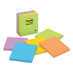 Post-it® Notes Original Pads in Jaipur Colors Thumbnail