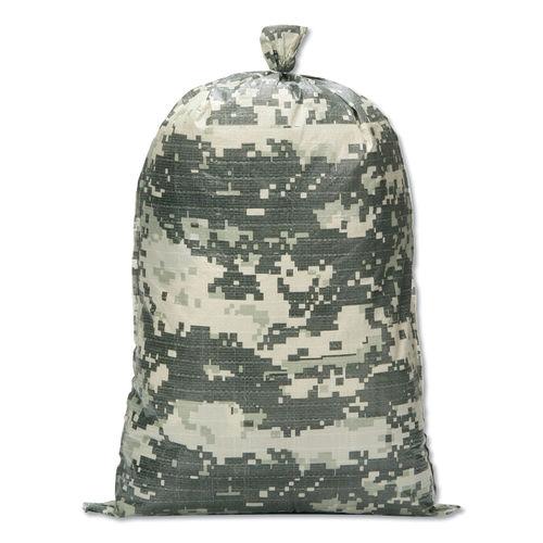 Digital Camouflage Sand Bag 100 Bags Gsa 8105015681328