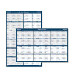 House of Doolittle™ Reversible/Erasable 2 Year Wall Calendar Thumbnail