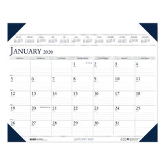 House of Doolittle™ Executive Monthly Desk Pad Calendar Thumbnail