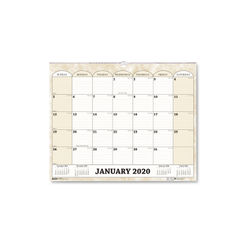 House of Doolittle™ 100% Recycled Monthly Horizontal Wall Calendar Thumbnail