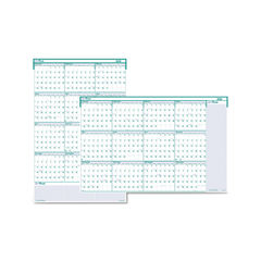 House of Doolittle™ Express Track® 100% Recycled Reversible/Erasable Yearly Wall Calendar Thumbnail