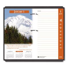 House of Doolittle™ Earthscapes™ Desk Calendar Refill Thumbnail