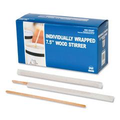 Royal Paper Wood Stir Sticks Thumbnail
