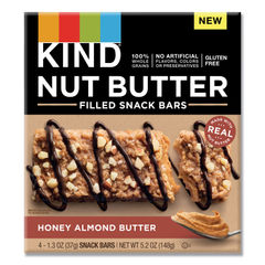 KIND Nut Butter Filled Snack Bars Thumbnail