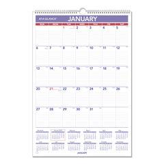 AT-A-GLANCE® Erasable Wall Calendar Thumbnail