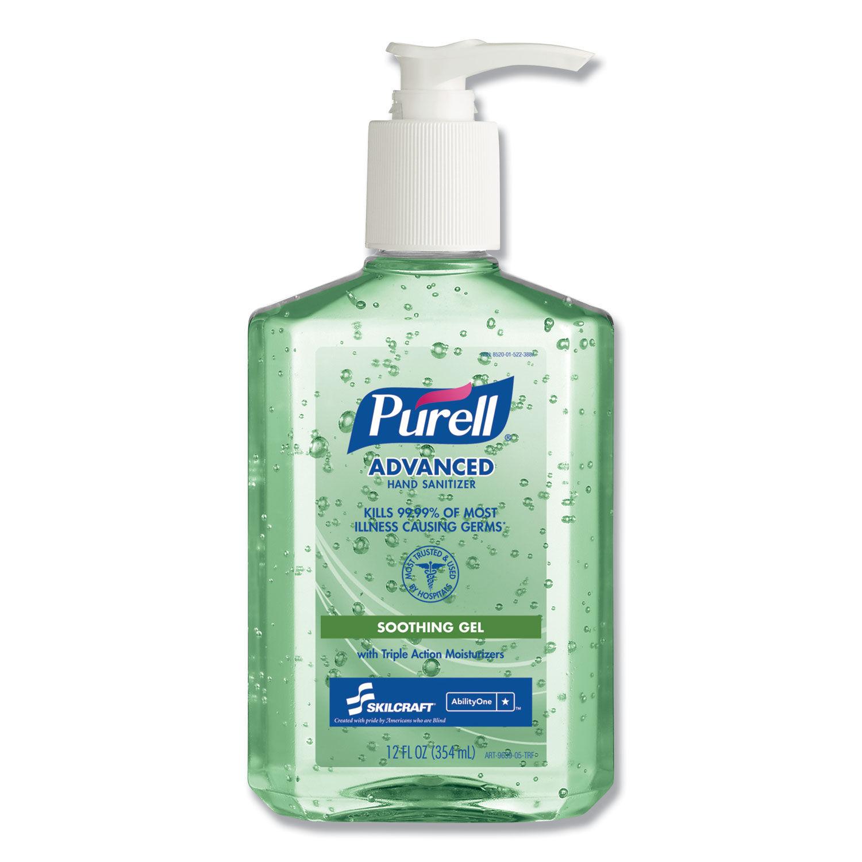 Purell Hand Sanitizer W Aloe By Abilityone Nsn5223887