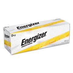 Energizer® Industrial® Alkaline D Batteries Thumbnail