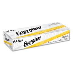 Energizer® Industrial® Alkaline AAA Batteries Thumbnail