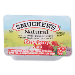 Smuckers 1/2 Ounce Natural Jam Thumbnail