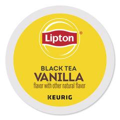 Lipton®  Black Tea Vanilla K-Cups® Thumbnail