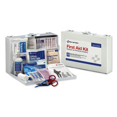 First Aid Only™ First Aid Kit in Metal Case for Up to 25 People Thumbnail
