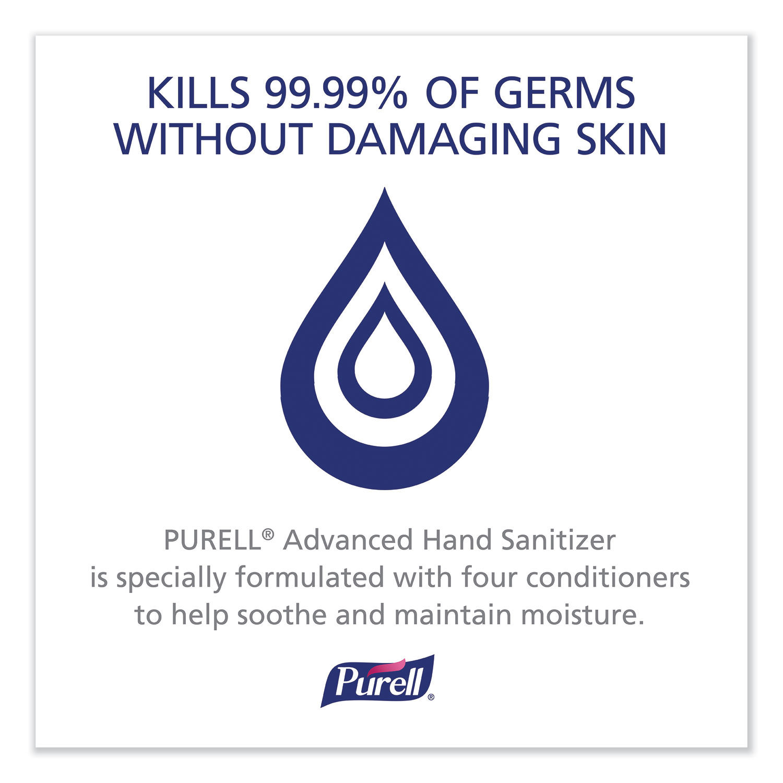 Advanced Hand Sanitizer Refreshing Gel By Purell Goj965212ea