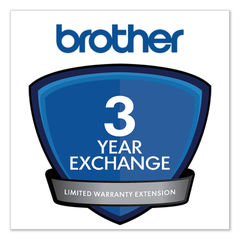Brother 3-Year Exchange Warranty Extension Thumbnail