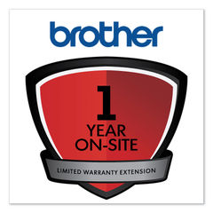 Brother Onsite 1-Year Warranty Extension Thumbnail