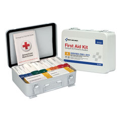 First Aid Only™ Unitized ANSI 2015 Compliant First Aid Kit Thumbnail