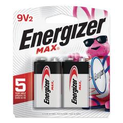 Energizer®MAX®Alkaline 9V Batteries Thumbnail