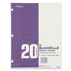 Mead® Graph Paper Tablet Thumbnail