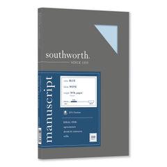 Southworth® 25% Cotton Manuscript Cover Thumbnail