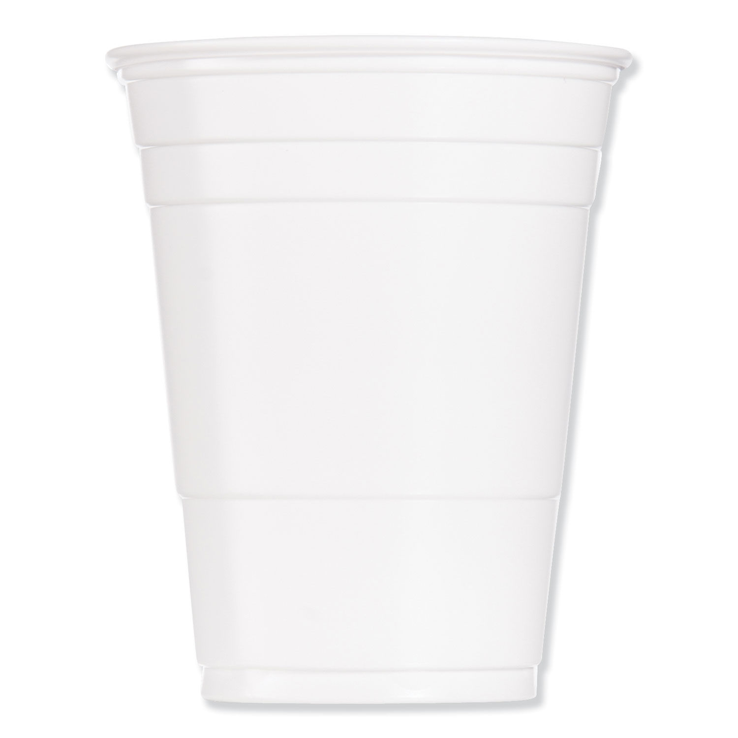 1500 x WHITE Disposable Plastic Cups 7oz Cold Drink Tumbler Water Juice Party