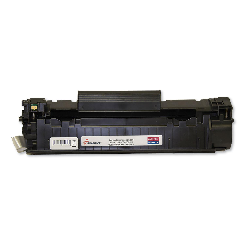 3 Pack Compatible CB436A 36A Toner Cartridge For HP LaserJet P1505 P1505n M1522n