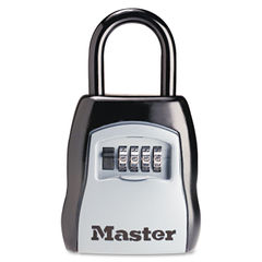 Master Lock® Portable SafeSpace® Key Storage Lock Box Thumbnail