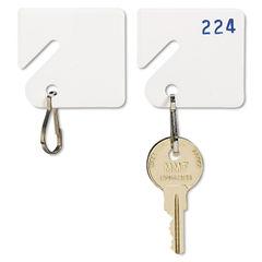 SteelMaster® Slotted Rack Key Tags Thumbnail