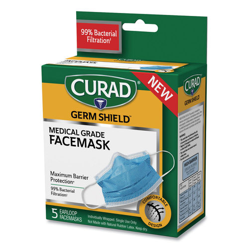medical grade disposable face mask