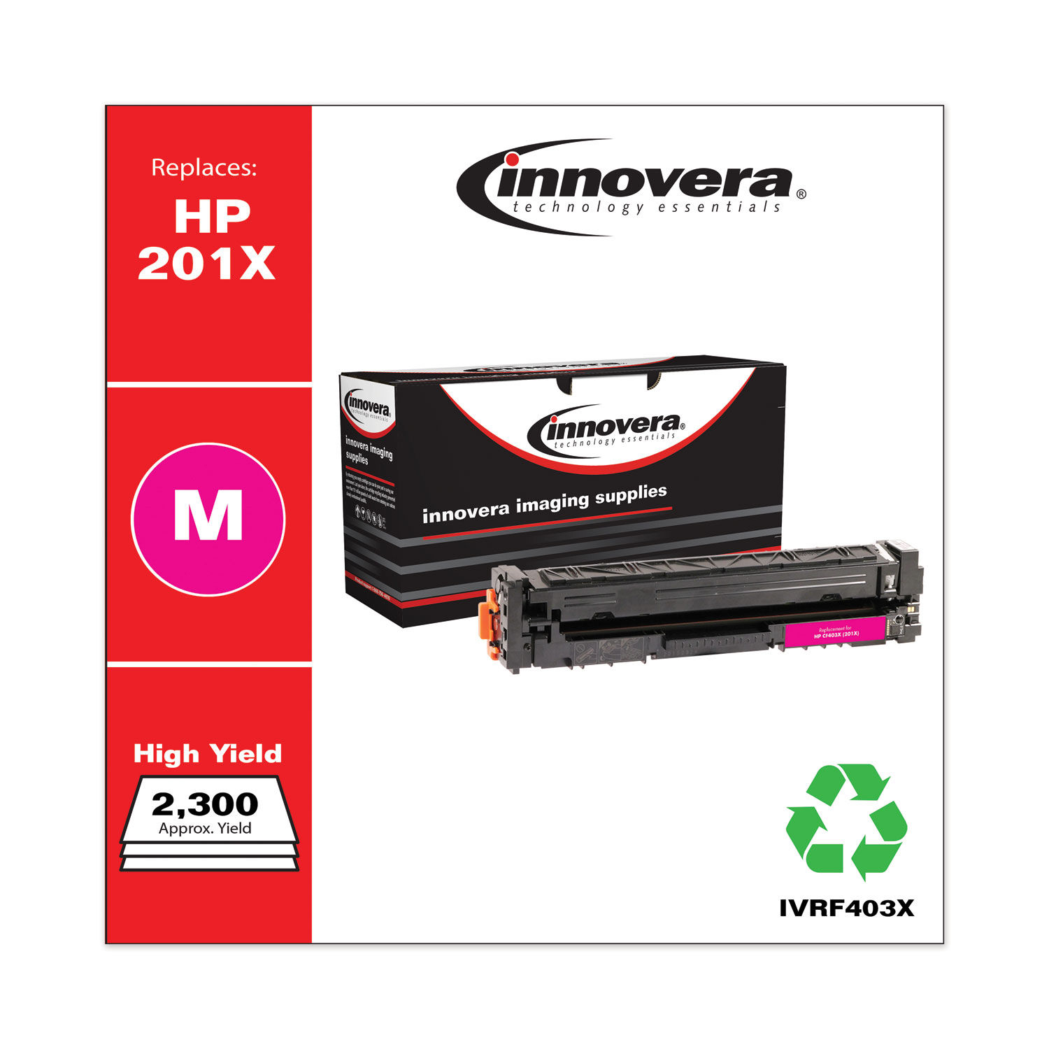 Equivalent to HP C8543X SuppliesMAX Compatible Replacement for Innovera IVR83543TMICR Toner Cartridge 30000 Page Yield Troy 02-81081-001