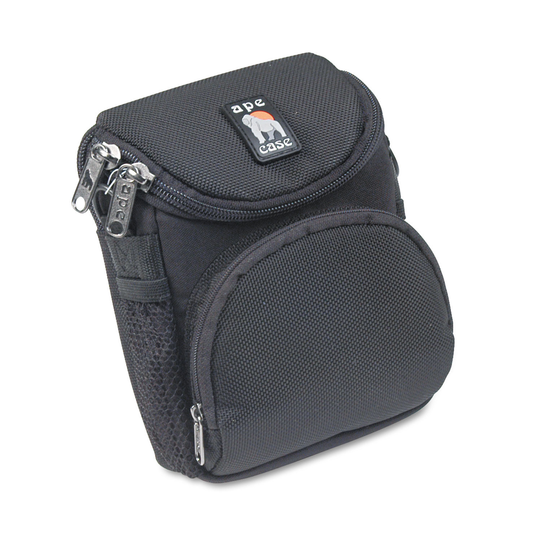 Ape Case AC165 Digital Camera Case Ballistic Nylon 4 1//4 x 4 x 5 1//2 Black