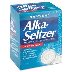 Alka-Seltzer® Antacid & Pain Relief Medicine Thumbnail