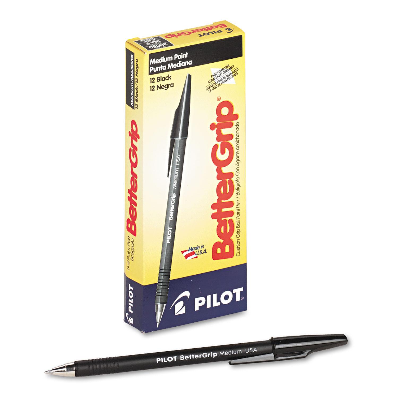 BetterGrip Ball Point Stick Pen by Pilot® PIL30050 | OnTimeSupplies com