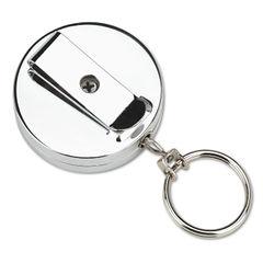 SecurIT® Pull Key Reel Wearable Key Organizer Thumbnail