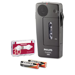 Philips® Pocket Memo 388 Slide Switch Mini Cassette Dictation Recorder Thumbnail