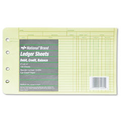 National® Four-Ring Binder Refill Sheets Thumbnail